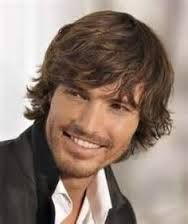 Medium Length Hairstyle for Men medium hairstyles for men mens hairstyles medium. Medium Hair Cuts, Long Hair Cuts, Medium Hair Styles, Curly Hair Styles, Short Hair, Medium Cut, Long Curly, Young Mens Hairstyles, Teen Boy Hairstyles