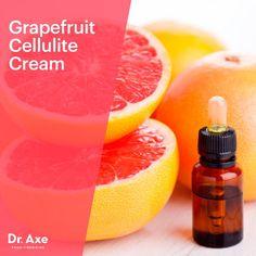 Grapefruit Cellulite Cream - Dr.Axe