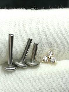12g Dermal Piercing Healing Post Price Per 1 14g