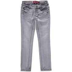 PYRIET ultra skinny fit grey whale wash ACTIVE DENIM