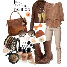 Netural, created by ker3 on Polyvore