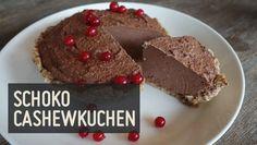 Schoko Cashewkuchen