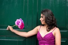 Paper Flower Bouquet Bridesmaids Bouquet Pink by FioriBelle