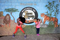 Tandra Wilkerson  Visit Tiger World For Summer  https://www.thrillermom.com/blog//tiger-world