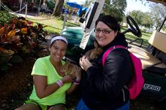 Paws and Relax Day @Lynn University!
