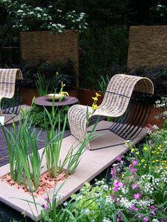 patios ,gardens