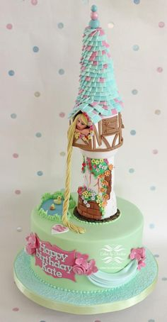 Rapunzel and the Tower 2