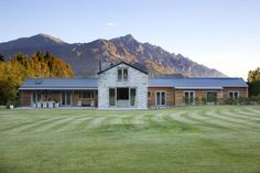 Arrowtown properties and homes for sale from New Zealand Sotheby's International Realty. Luxury Real Estate, New Zealand, Cabin, House Design, Mansions, House Styles, Home Decor, Future, Travel