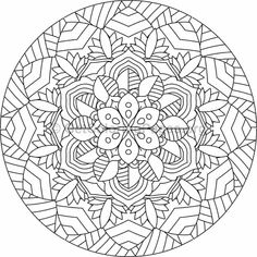 Mandala Coloring Pages Adult Coloring Book Pages, Mandala Coloring Pages, Christmas Coloring Pages, Free Coloring Pages, Coloring Sheets, Coloring Books, Mandala Painting, Mandala Art, Trippy Drawings