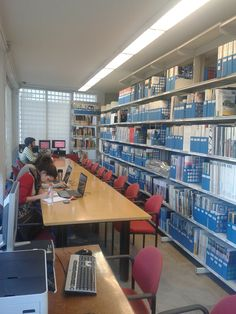 Biblioteca de la E.T.S. de Arquitectura