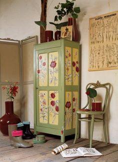 Vicky's Home: Ideas con laminas botánicas / Ideas with botanical prints