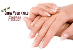 Strong, beautiful nails are the most gorgeous ornaments for the hands. The normal growth rate of fingernails is approximately 2-3 mm per month. If you are noticing a slower growth pace than this, it's high time for you to be concerned. Nails are composed a protein called keratin. Disruption of keratin production in the body