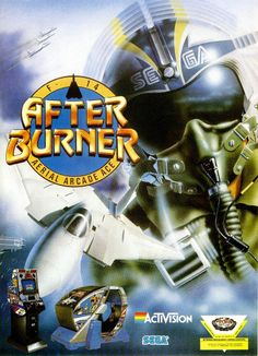 After Burner (1987)