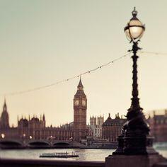London evening.