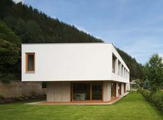 Two in one house by triendl und fessler architekten