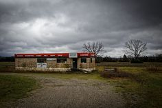 Missy's Mart C-Store in Tebbetts in Callaway County Missouri by Notley Hawkins Photography. Shot with a Canon EOS 5D Mark III camera with a Canon EF24-105mm f/4L IS USM lens at f.4.0 with a 1/3200 second exposure at ISO 400. Processed with Adobe Lightroom 5.7 and DXO OpticsPro 10.  http://www.notleyhawkins.com/