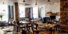 Dining In Edinburgh, Scotland: The Scran