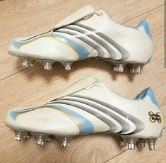 Adidas F50 Tunit these are the boots Messi wore at the Germany 2006 World  Cup Adidas e3fb5795ee3c7