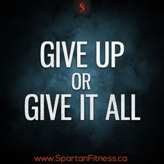 Which side are you on? Let us know... #SpartanFitness #FitnessGearToronto #FitnessTraining