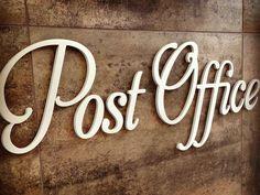 Post office by Corey Pontz