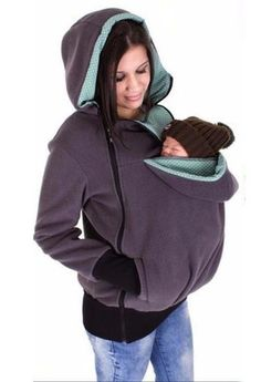 Baby Carrier Kangaroo Jacket