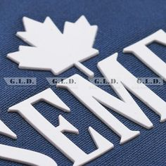 3D Silicone Heat Transfer Label