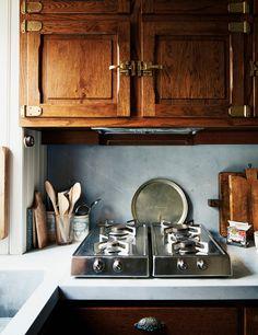 rhapsody in blue #SOdomino #room #furniture #countertop #cabinetry #kitchen #sink