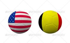 football ...  3d, america, background, ball, belgium, brasil, brazil, championship, competition, country, final, football, game, nation, national, round, second, soccer, states, symbol, team, three-dimensional, united, usa, white