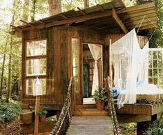 Someday I'll have a tree house <3