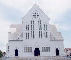 HISTORIC SITES OF GEORGETOWN, GUYANA