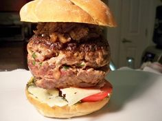 <b>Celebrate National Burger Day (today) by getting your shit together.</b>
