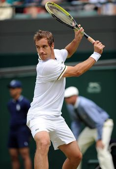 Richard Gasquet,awesome one handed backhand