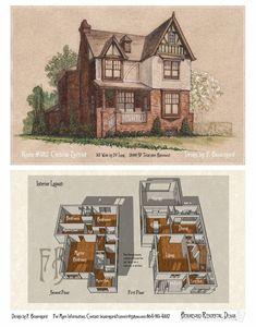 Sims 4 House Plans, Sims 4 House Building, House Floor Plans, Victorian House Plans, Vintage House Plans, Victorian Homes, Sims 4 Houses Layout, House Layouts, Cute Minecraft Houses