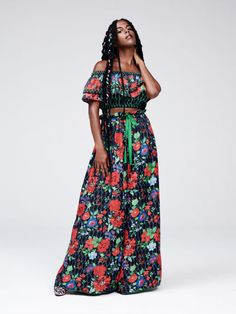 Kenzo x h&m - omg this is so beautiful!