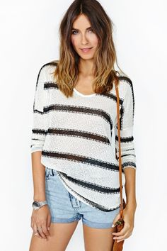 Between The Lines Knit