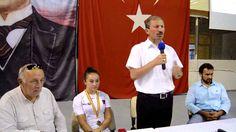 """Altın Kız'ın Kutlama Töreninde GSİM Sadık ÖLÇEN: """"Ne Gerekiyorsa Yapacağız"""""""