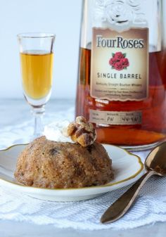 Stay Warm with a Whiskey Cake - The Culinary Cellar