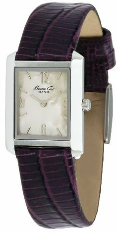 Kenneth Cole Women's KC2562 Analog Quartz Leather Strap Watch Kenneth Cole. $56.99. Save 33%!