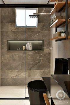 Home Interior, Bathroom Interior, Modern Bathroom, Small Bathroom, Interior Decorating, Bathroom Ideas, Decorating Ideas, Design Living Room, Living Rooms