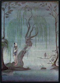The Nightingale - Kay Nielsen