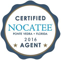 """Thinking about looking for your future dream home in the Ponte Vedra """"Nocatee"""" area? I am proud to be a Certified Nocatee Community Agent and here to help!  Amy Capo, Broker Associate """"Your Key To St. Augustine Real Estate"""" with St. Augustine Team Realty"""