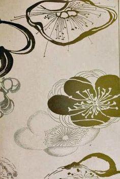 THE BLUE LANTERN: Patterns From Siegfried Bing's 'Artistic Japan'