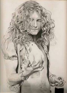 undefined- led zeppelin pencil art drawing - All About Decoration Art Drawings, Drawings, Rock Poster Art, Zeppelin Art, Funny Art, Musician Portraits, Music Art, Robert Plant Led Zeppelin, Led Zeppelin Art