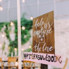 We live in a social media world, meaning wedding guests can post pics & updates in real time from your wedding day. What say you, brides- or grooms-to-be? Unplugged All The Way - or - Here's Our Hashtag, Share Away! Unique Wedding Invitations, Wedding Stationery, Save The Date Magnets, All The Way, Grooms, Unique Weddings, Brides, Wedding Decorations, Wedding Day