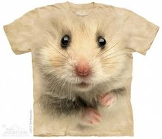 The Mountain-Shirts Tiere The Mountain Shirt - Hamster Face