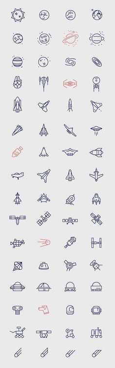 Infinity - Free Space Icons | just my type | Pinterest