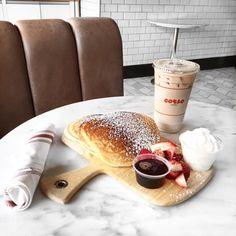 Breakfast of champions @ Corso Coffee, Atlanta, GA