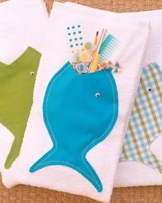 CUTE idea for a favor for a kid's swim party!  :) by tammy