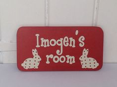 Girls personalised door sign, bedroom door sign, name sign, custom door sign, bedroom door plaque, childrens door sign by JDCraftsDorset on Etsy https://www.etsy.com/uk/listing/472993317/girls-personalised-door-sign-bedroom