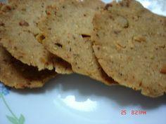 KANNADA CUISINE: Nippattu/ Rice Fritters